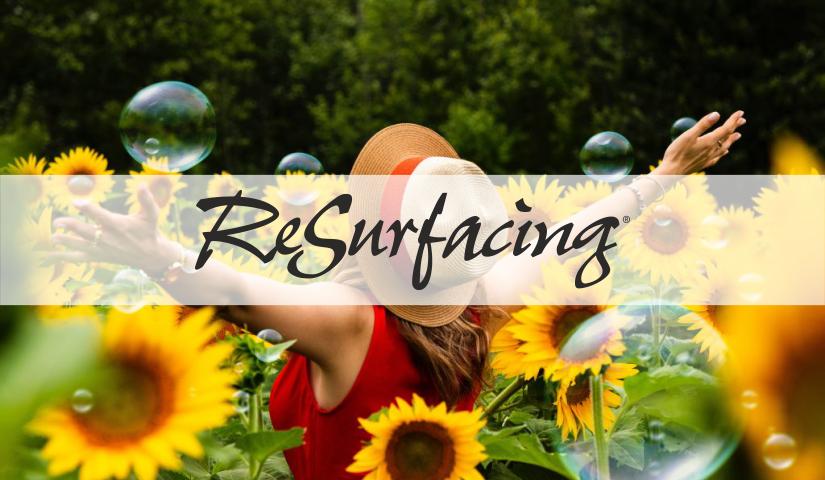 Resurfacing-event